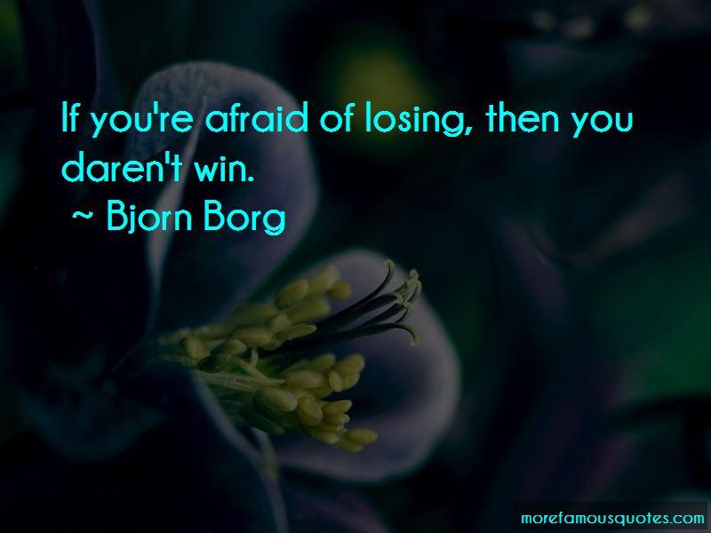 Bjorn Borg Quotes Pictures 3