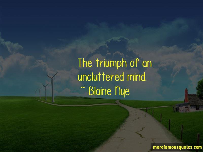 Blaine Nye Quotes