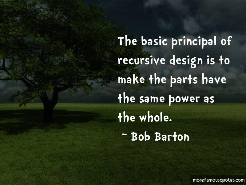 Bob Barton Quotes