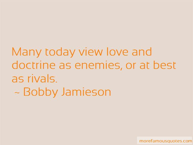 Bobby Jamieson Quotes