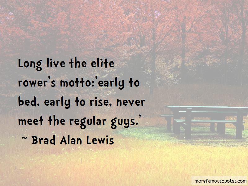 Brad Alan Lewis Quotes Pictures 2