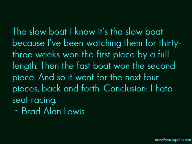Brad Alan Lewis Quotes Pictures 3