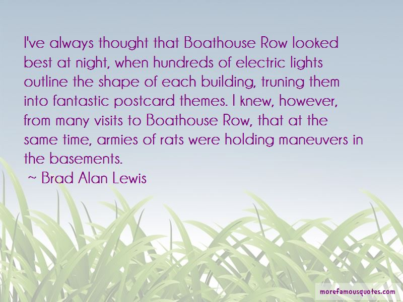 Brad Alan Lewis Quotes Pictures 4