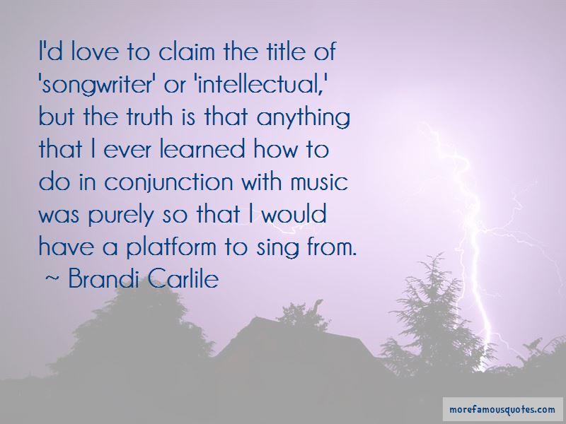 Brandi Carlile Quotes Pictures 4