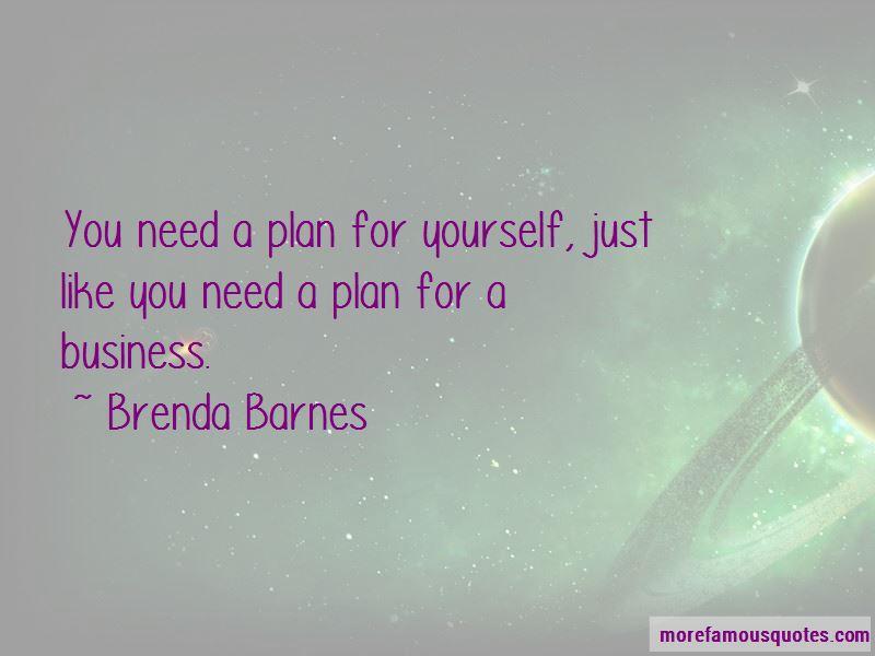 Brenda Barnes Quotes Pictures 2