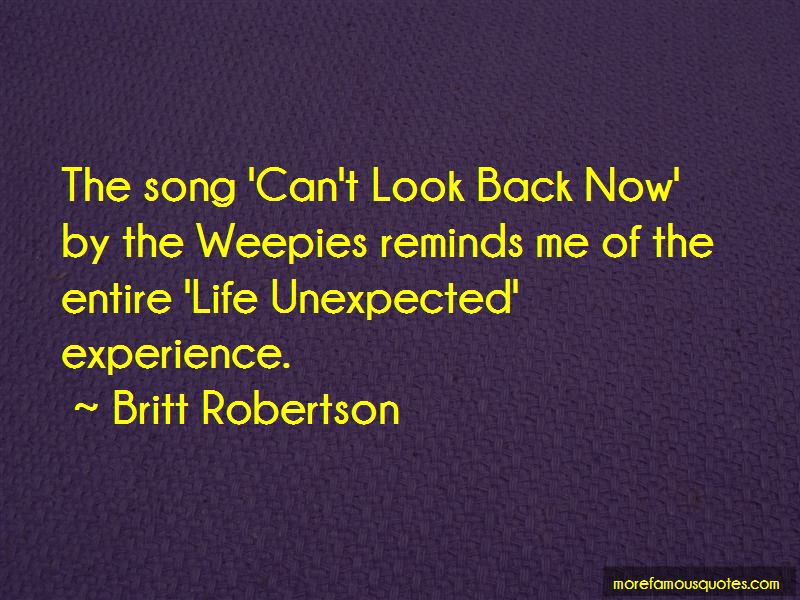 Britt Robertson Quotes Pictures 2