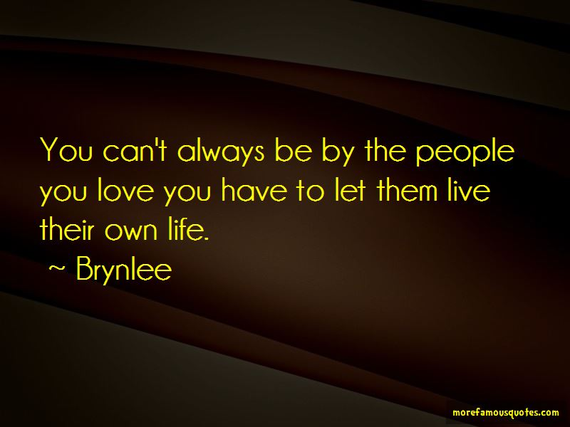 Brynlee Quotes