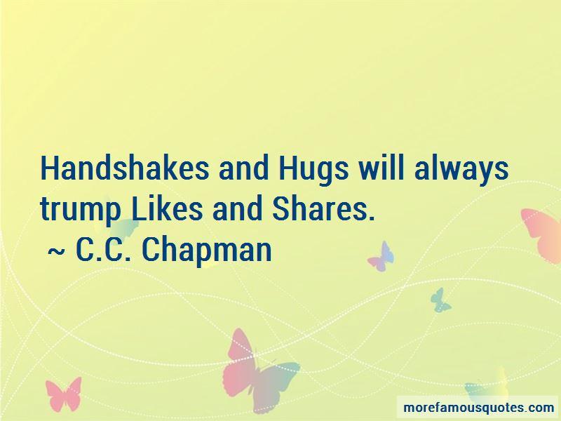 C.C. Chapman Quotes Pictures 2