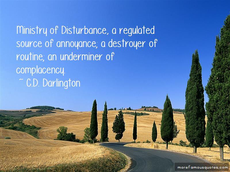 C.D. Darlington Quotes Pictures 2