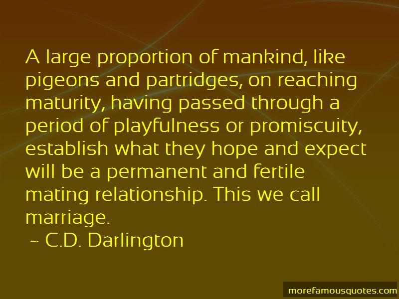 C.D. Darlington Quotes Pictures 3
