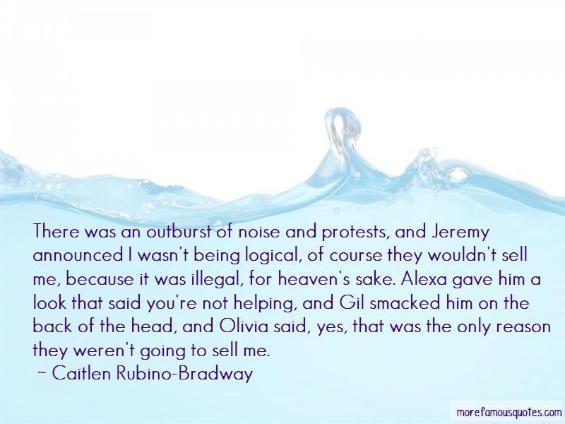 Caitlen Rubino-Bradway Quotes Pictures 2