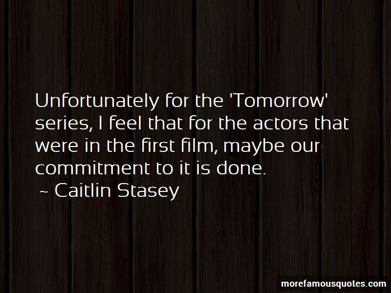 Caitlin Stasey Quotes Pictures 4