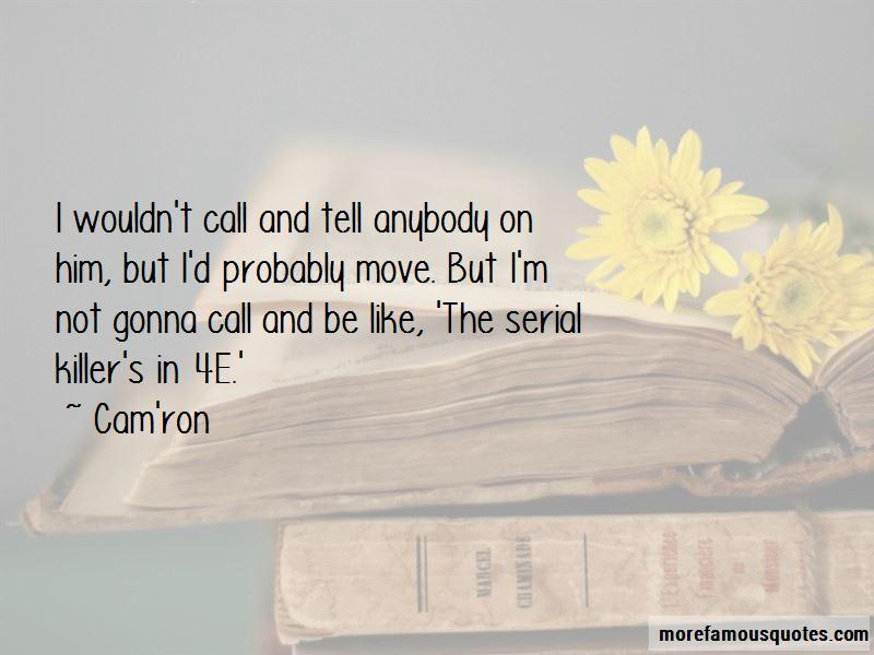 Cam'ron Quotes Pictures 2