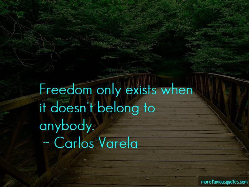 Carlos Varela Quotes