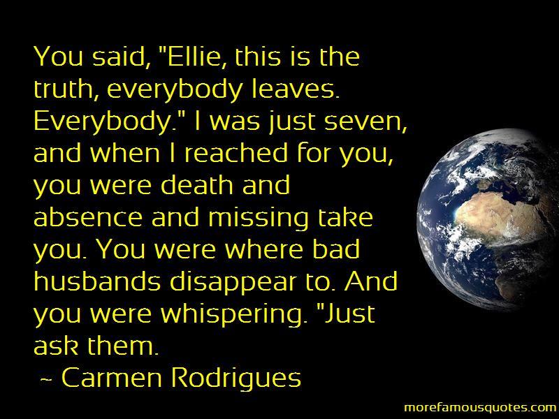 Carmen Rodrigues Quotes Pictures 3