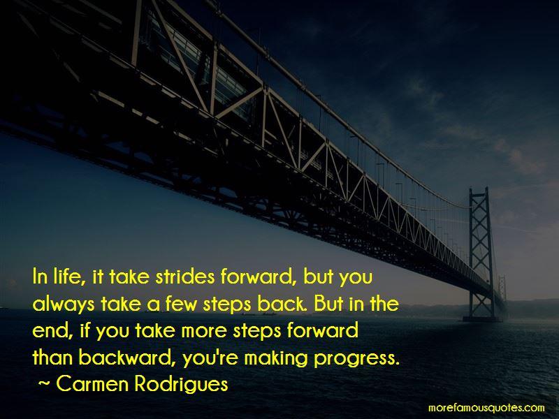 Carmen Rodrigues Quotes