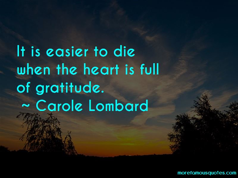 Carole Lombard Quotes Pictures 4