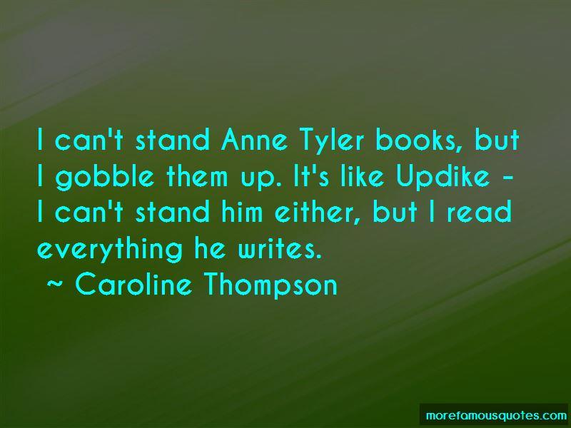 Caroline Thompson Quotes Pictures 3