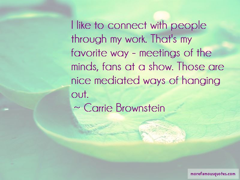 Carrie Brownstein Quotes Pictures 4