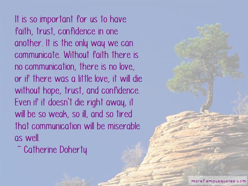 Catherine Doherty Quotes
