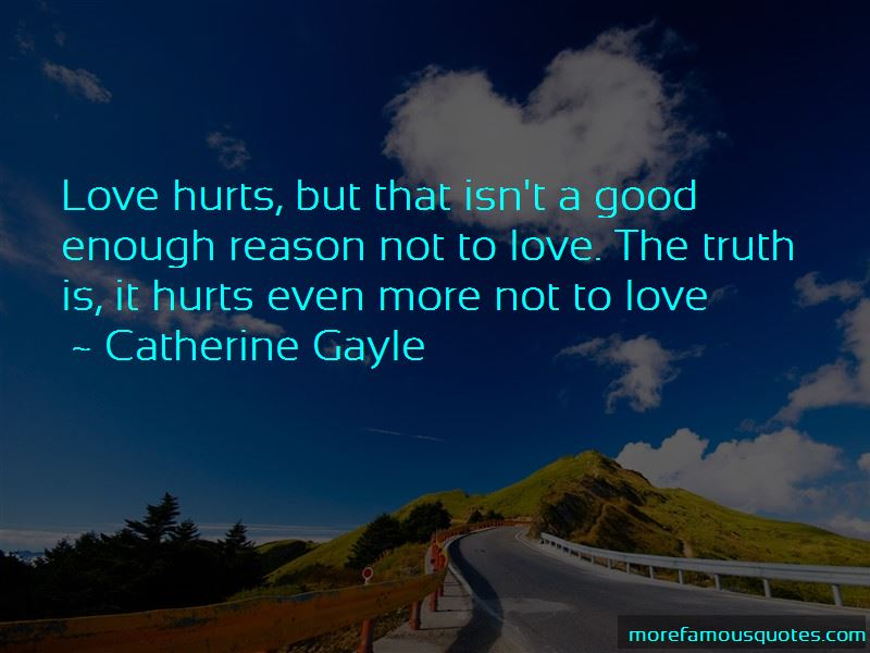 Catherine Gayle Quotes Pictures 3