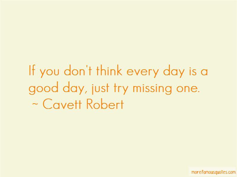 Cavett Robert Quotes Pictures 3