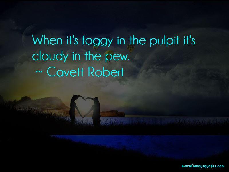 Cavett Robert Quotes Pictures 4