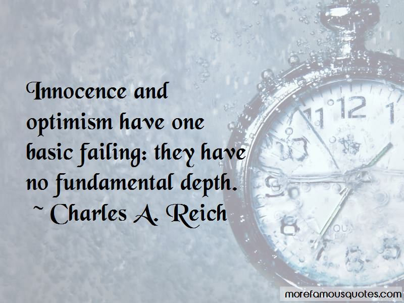 Charles A. Reich Quotes Pictures 2