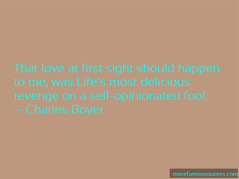 Charles Boyer Quotes Pictures 2