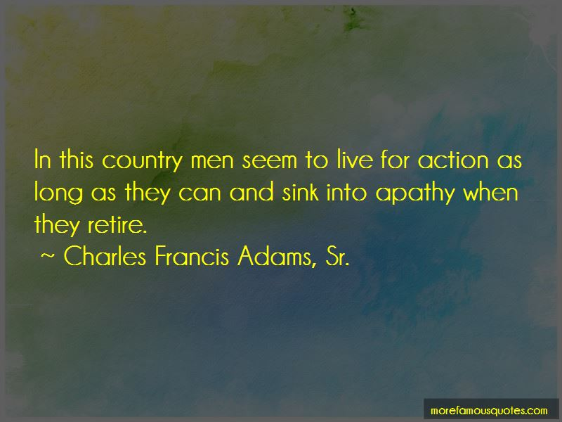 Charles Francis Adams, Sr. Quotes Pictures 2