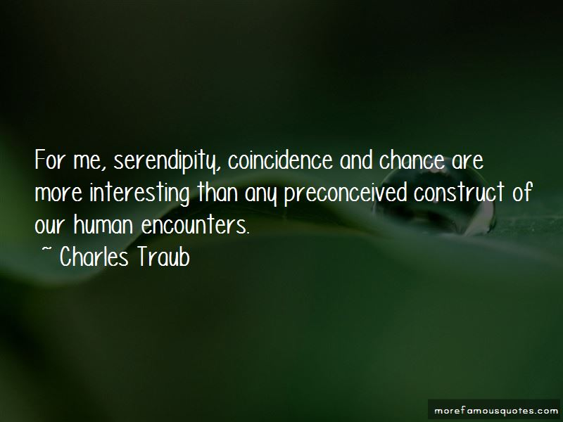 Charles Traub Quotes Pictures 2