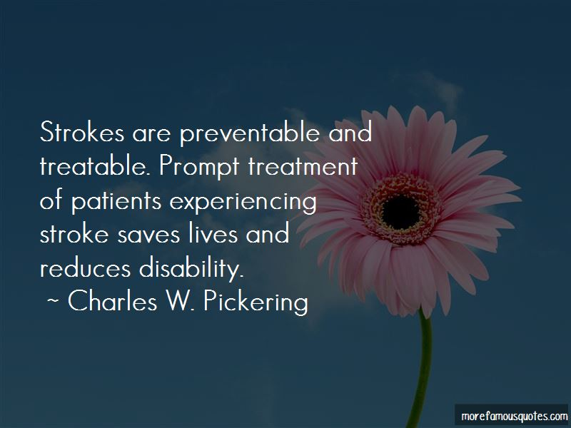 Charles W. Pickering Quotes Pictures 3