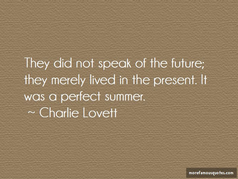 Charlie Lovett Quotes Pictures 3