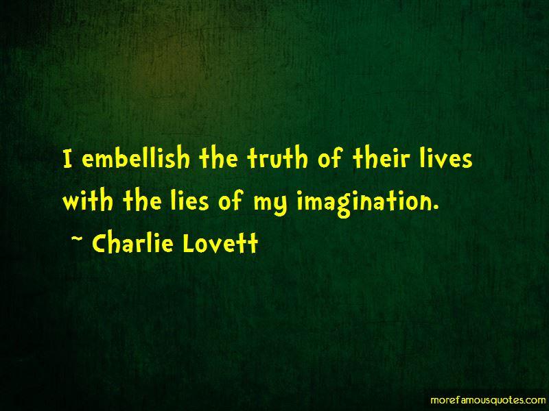 Charlie Lovett Quotes