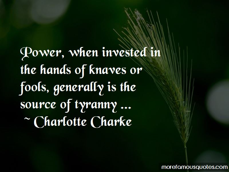 Charlotte Charke Quotes Pictures 4