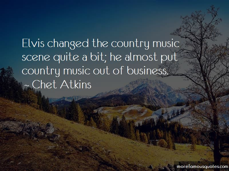 Chet Atkins Quotes Pictures 3