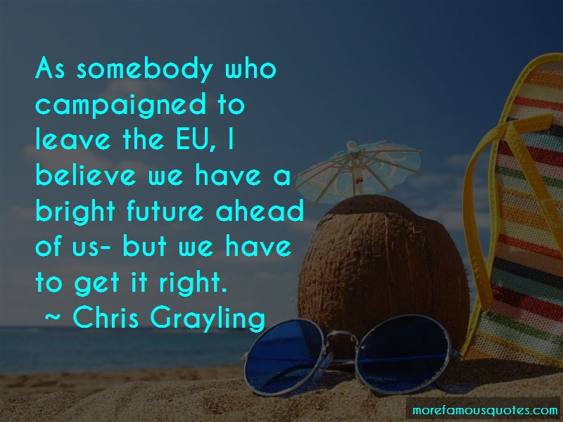 Chris Grayling Quotes Pictures 2