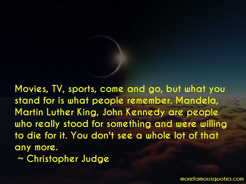 Christopher Judge Quotes Pictures 4