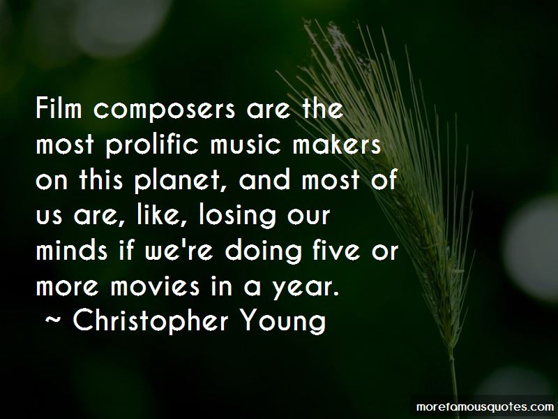 Christopher Young Quotes Pictures 2
