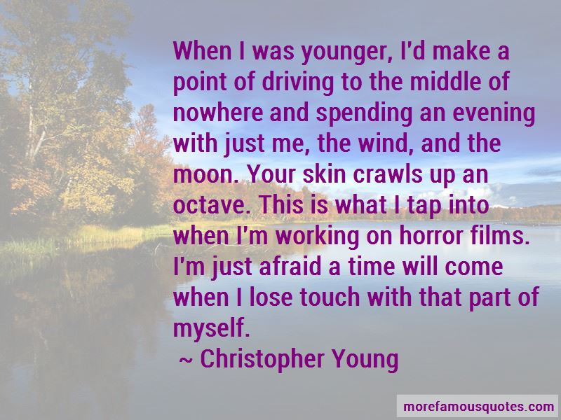 Christopher Young Quotes Pictures 3