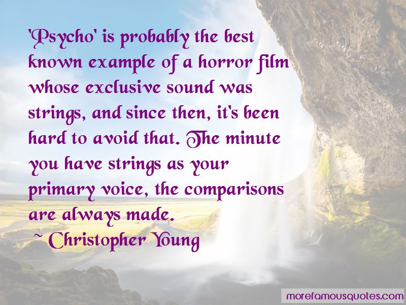Christopher Young Quotes Pictures 4