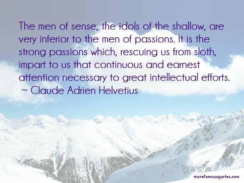 Claude Adrien Helvetius Quotes Pictures 4