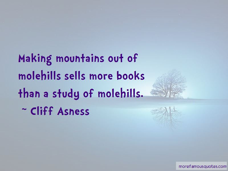 Cliff Asness Quotes Pictures 2
