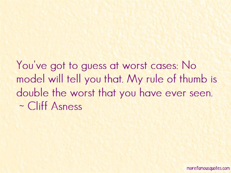 Cliff Asness Quotes Pictures 3