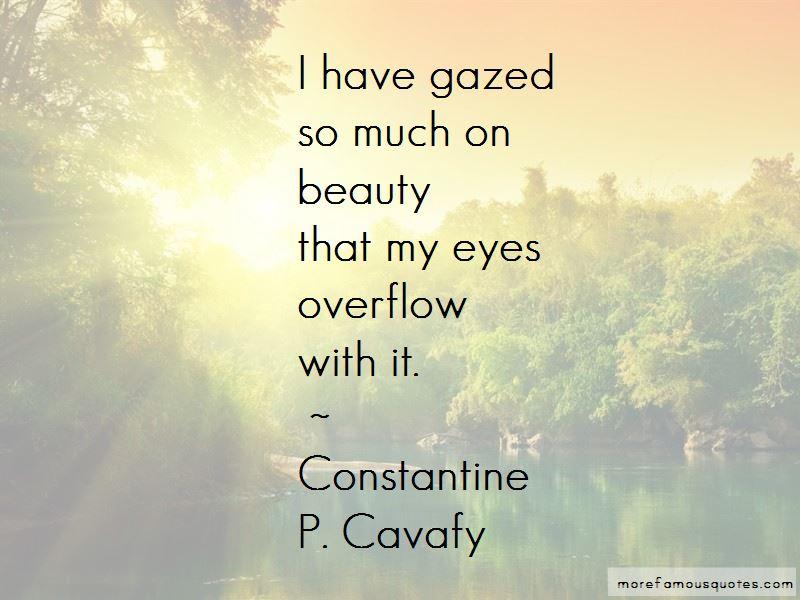 Constantine P. Cavafy Quotes Pictures 4