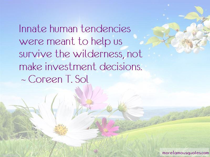 Coreen T. Sol Quotes