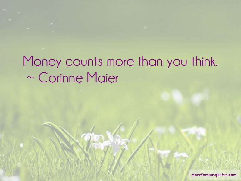 Corinne Maier Quotes