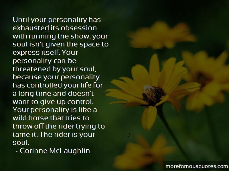 Corinne McLaughlin Quotes