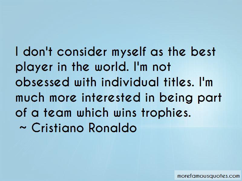 Cristiano Ronaldo Quotes Pictures 4