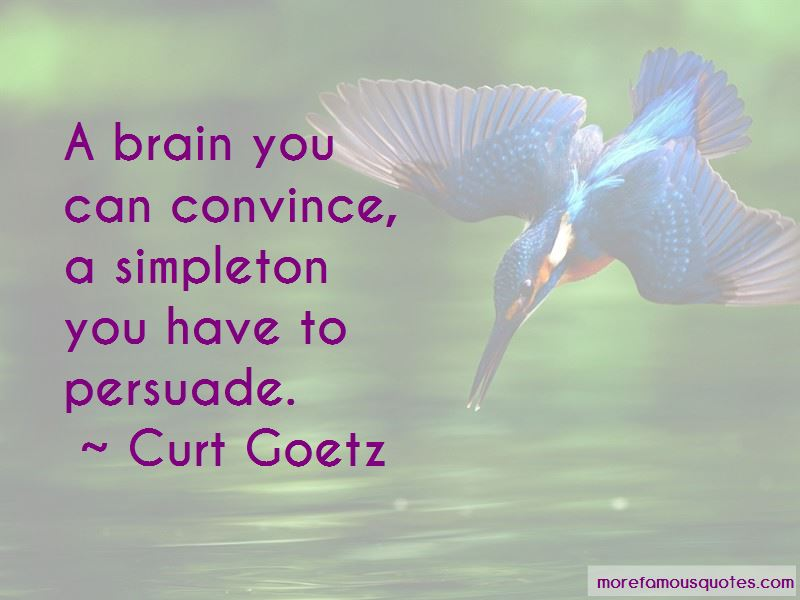 Curt Goetz Quotes